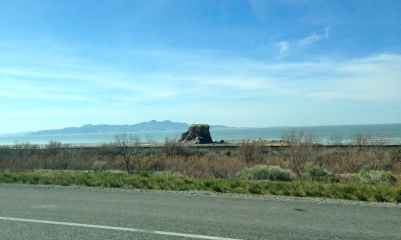 And of course, you can't leave Salt Lake City without seeing the actual lake!