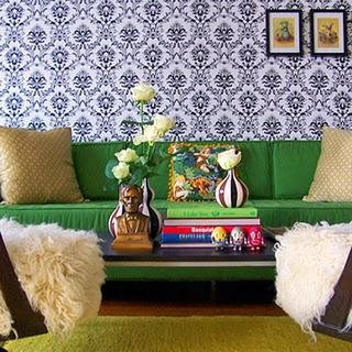 Green Couch 4
