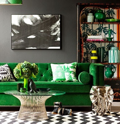 Green Couch 6